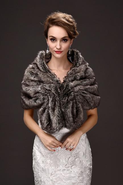 Jacke für Brautkleid Winter | Bolero für Hochzeitskleid
