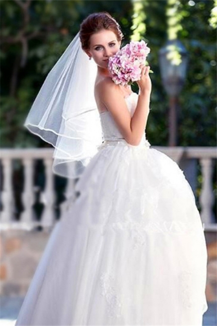 Bridal veil short | Buy veils cheap