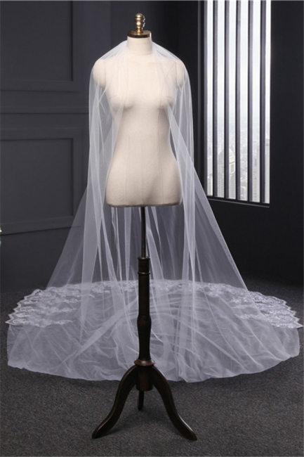 Buy a veil | Bridal veil long