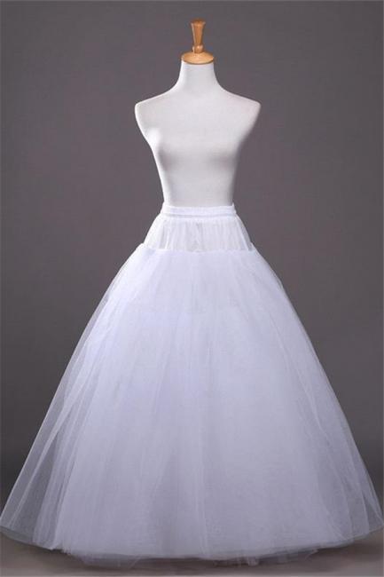 Unterrock Brautkleid A Linie | Reifröcke Hochzeit