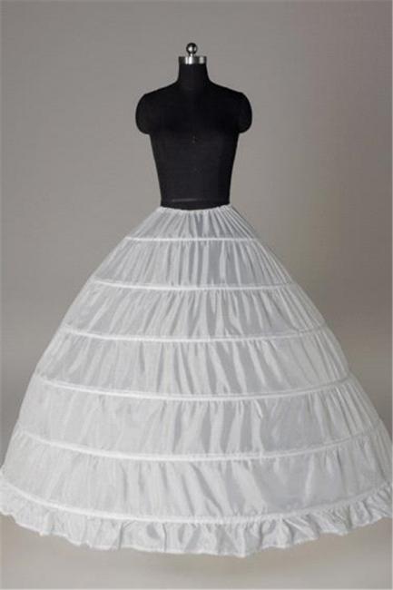 Underskirt for wedding dress princess | Buy Hoop Skirt
