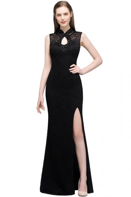 Evening dresses long black | Evening wear women