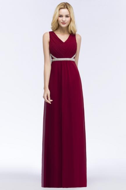 Rote Lange Kleider | Abendkleider Günstig Online