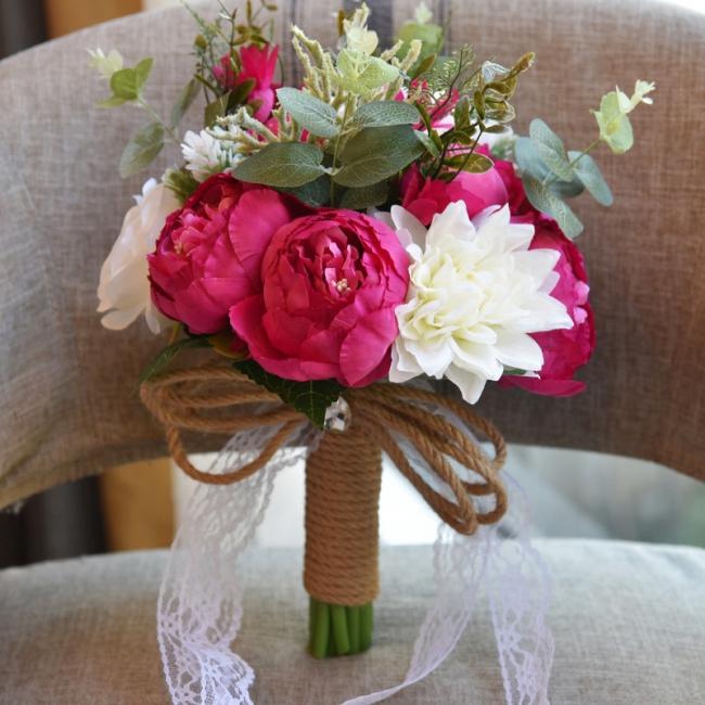 Bridal bouquet registry office | Wedding bouquet