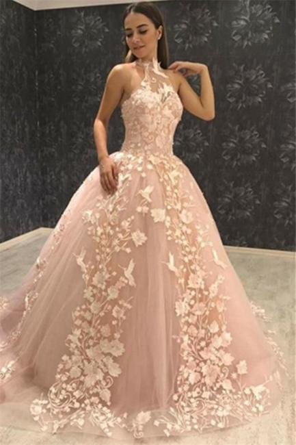 Abendkleid Lang Rosa Günstig | Bodenlange Abendkleider Günstig