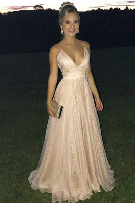 Designer Prom Dresses Long Cheap | Simple evening dress