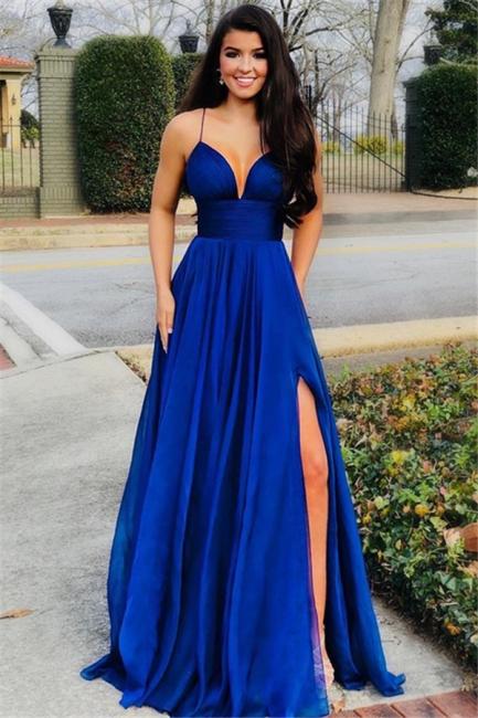 Formal dresses evening dresses long blue buy cheap online