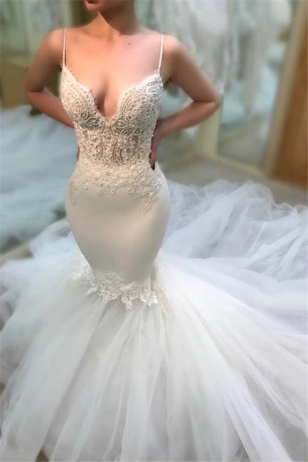 Fashion Brautkleid Meerjungfrau | Hochzeitskleid Günstig Online