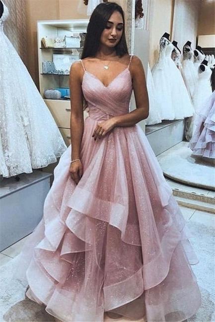 Cheap Evening Dresses Long Pink | Buy prom dresses online
