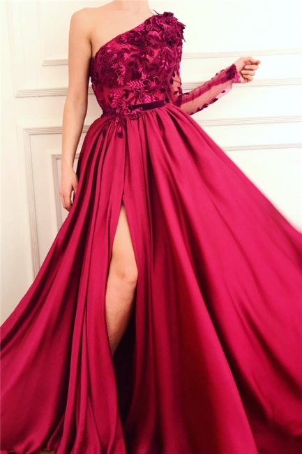 Designer Evening Dresses Long Cheap | Red prom dresses