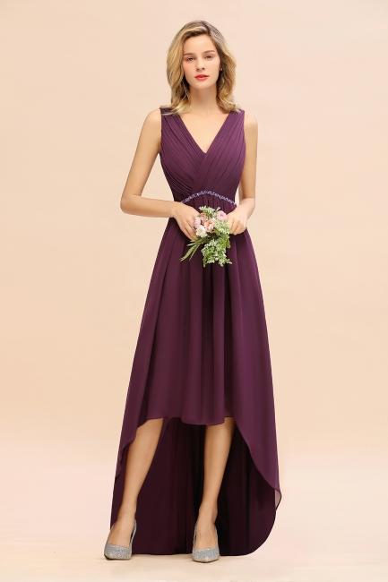 Brautjungfernkleider Hi-lo Günstig   Hochzeitspartykleider Online