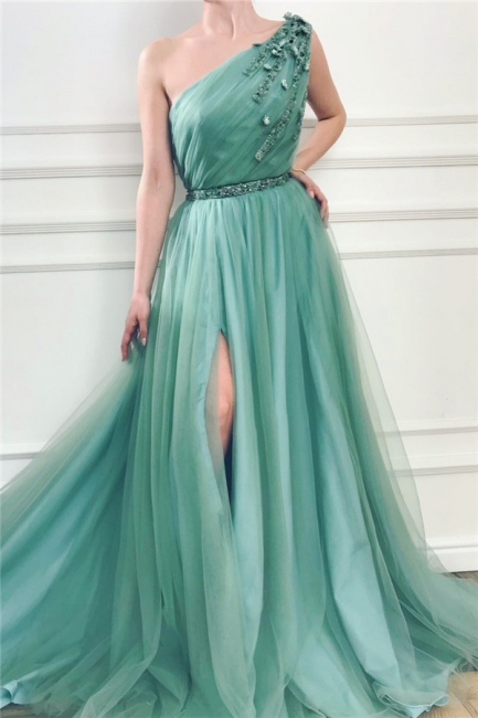 Simple prom dresses cheap | Evening dresses long green