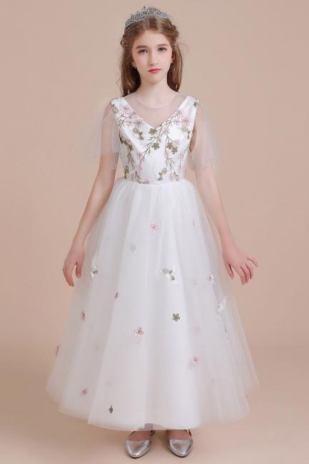 Blumenmädchen Kleid Kleinkind | Blumenmädchenkleider für Hochzeit