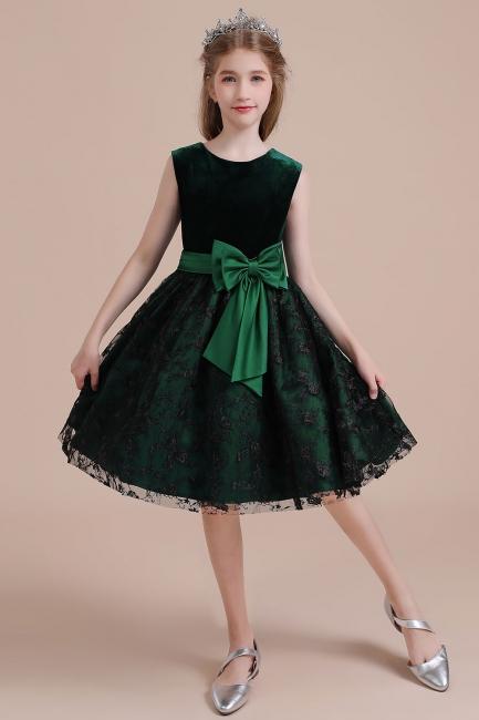 Madchen Blumenmadchen Kleid Grun Gunstige Blumenmadchenkleider Babyonlinedress De