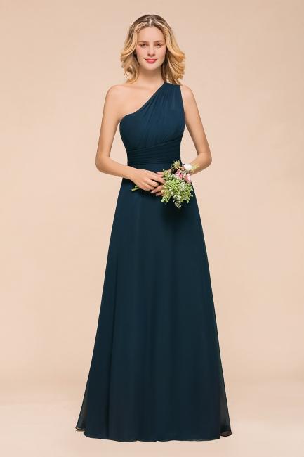 Schlichte Brautjungfernkleider Lang   Kleider für Brautjungfern