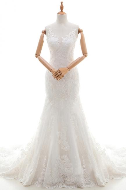 Designer Brautkleider Meerjungfrau | Hochzeitskleider Mit Spitze