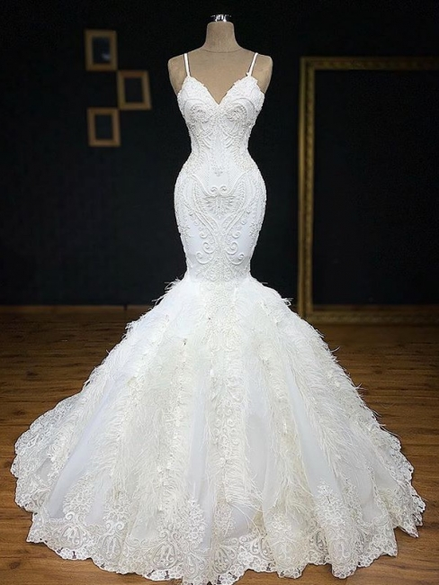 Elegant wedding dresses with lace | Wedding Dresses Cheap Online