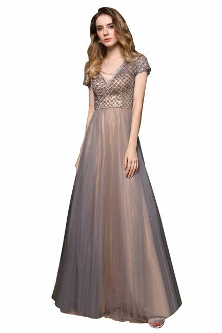 Elegant evening dresses long   Prom dresses cheap