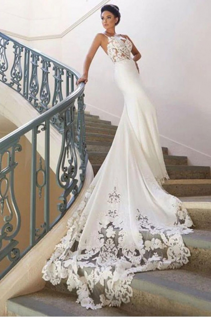 Wedding dress mermaid vintage | Beautiful wedding dresses with lace