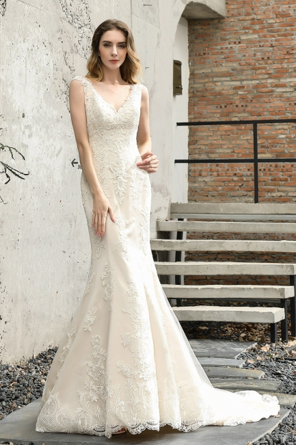 Modern wedding dress mermaid | Wedding dresses circumstance