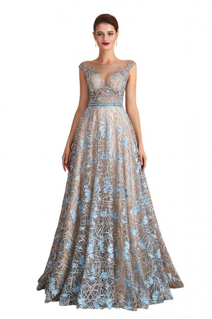 Elegant Evening Dresses Long Lace | Abendoden Online