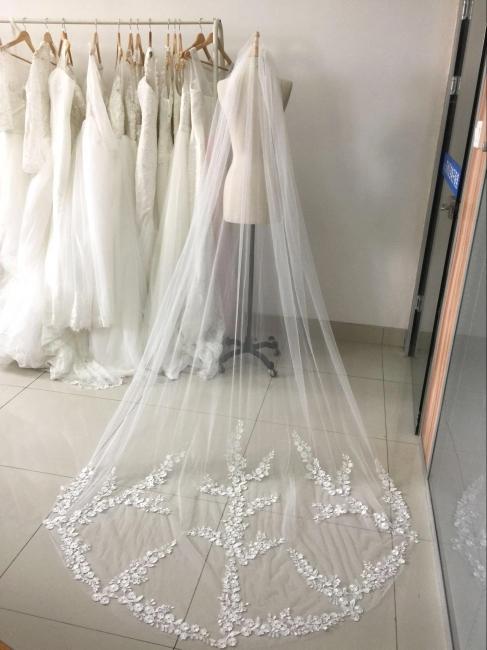 Veil Long Wedding | Wedding veil