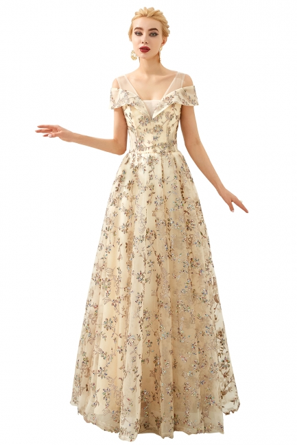 Long prom dresses cheap   Evening dress lace