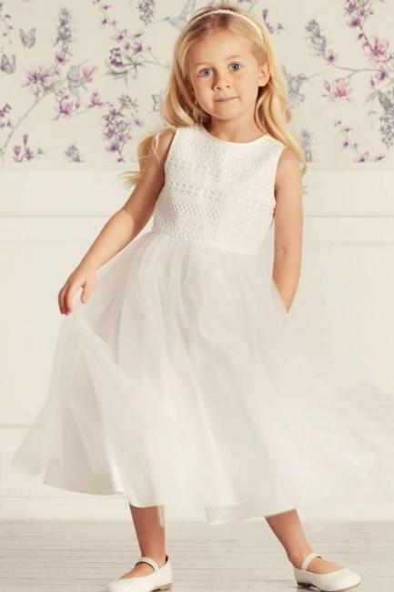 Flower girl dress Ivory | Flower girl dresses for children