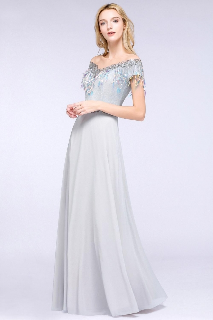 Beautiful evening dresses with sleeves   Prom dresses long cheap