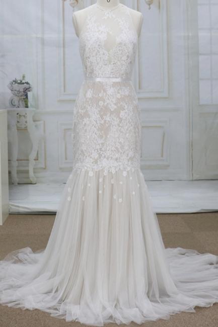Gorgeous mermaid wedding dresses | Lace bridal wear online