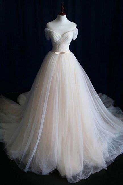 Cheap Wedding Dresses Online | Summer bridal fashion simple