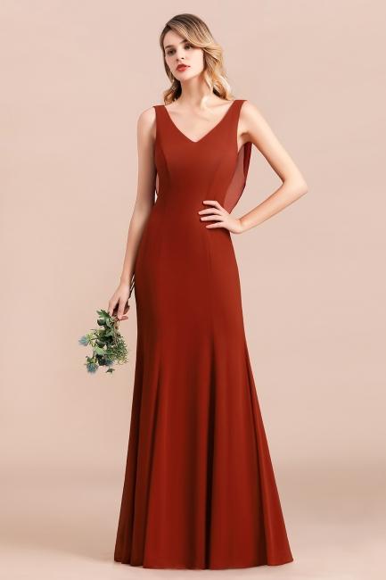 Schöne Brautjungfernkleider Lang Günstig   Kleider Für Hochzeitsgäste