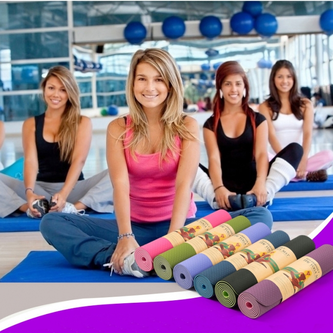 Buy exercise mat | Bausinger yoga mats buy cheap