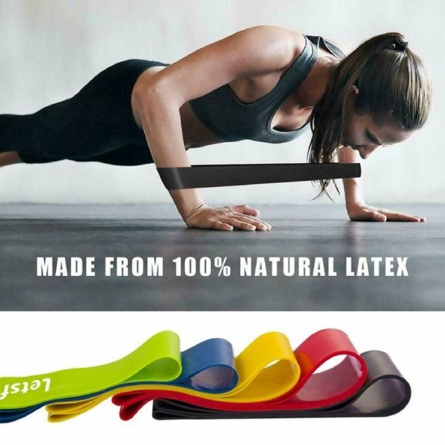 Gummibänder Sport Günstig | Yoga Gymnastik Gummiband