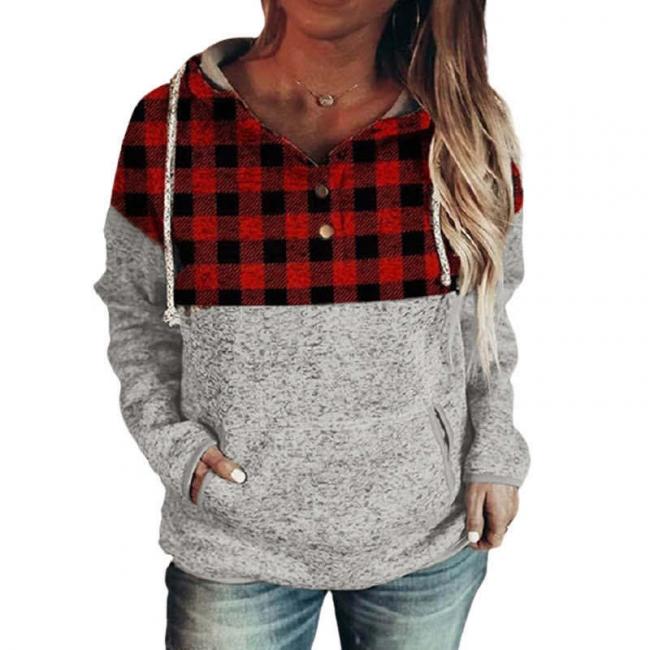 Sweetshirt women | Printed hoodie