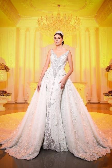 Designer Brautkleider Mit Ärmel | Hochzeitskleider Mit Spitze