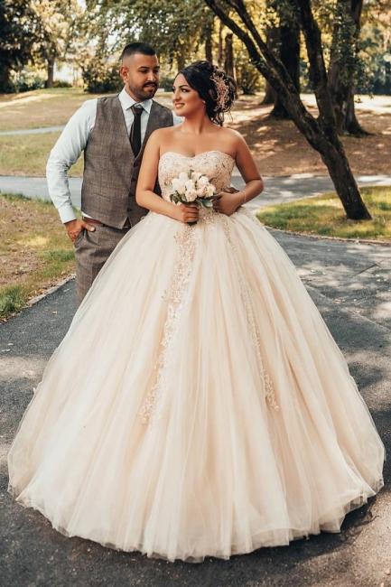 Prinzessin Brautkleider Online | Hochzeitskleid Umstandmoden