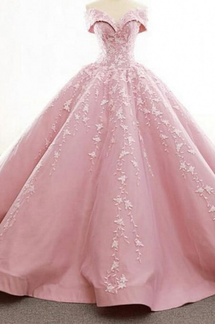 Inexpensive evening dresses long | Evening dress pink