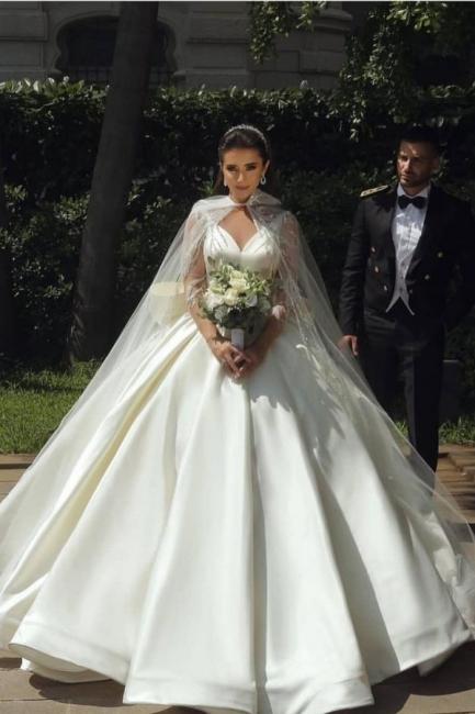 Princess wedding dresses | Wedding dresses long sleeves