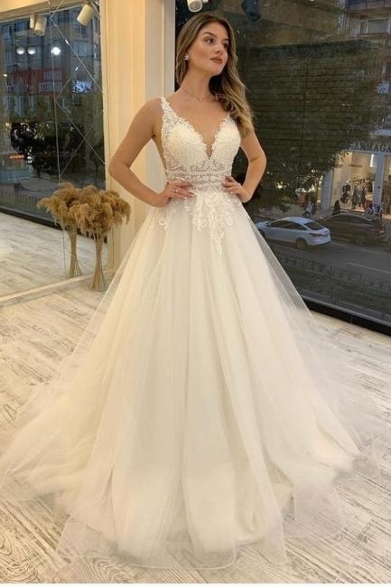 Vintage Bruat Dress A Line | Wedding dresses lace cheap