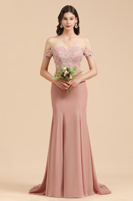 Beautiful bridesmaid dresses dusty pink | Cheap Bridesmaid Dresses