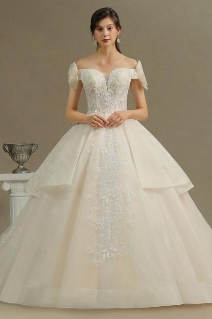 Wunderschöne Brautkleider Prinzessin | Hochzeitskleider Günstig Online