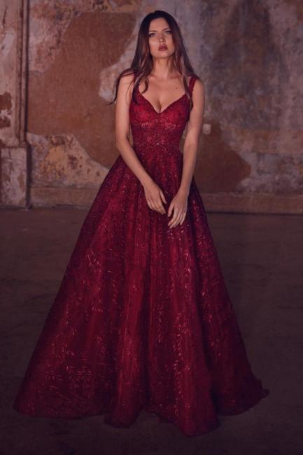 Evening dresses long glitter | Red prom dresses cheap