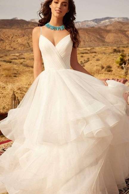 Designer Wedding Dresses Plain | Wedding dresses cheap online