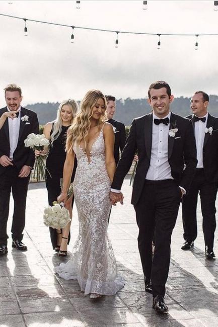 Designer Wedding Dresses Mermaid Lace | Buy bridal wear online