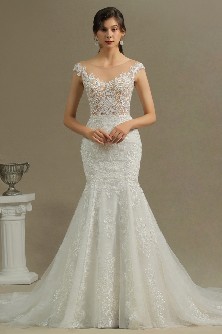 Cheap Lace Wedding Dresses | Buy mermaid wedding dress