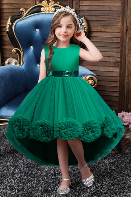 Green Flower Girl Dresses Cheap | Flower girl dresses