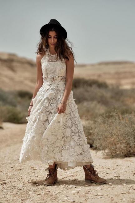Brautkleid Standesamt Kurz | Hochzeitskleider Spitze Günstig