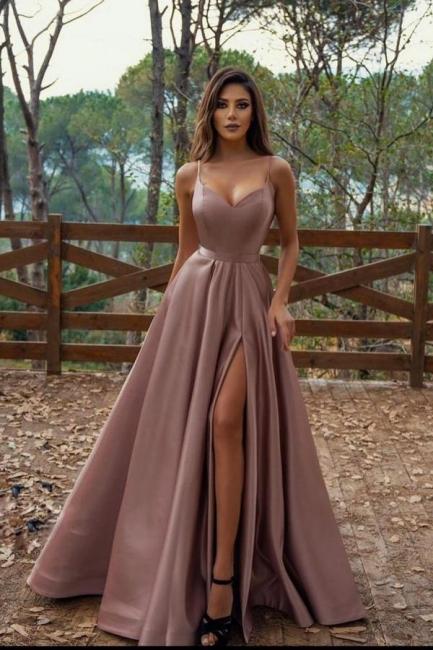 Simple evening dresses long cheap | Prom dresses online