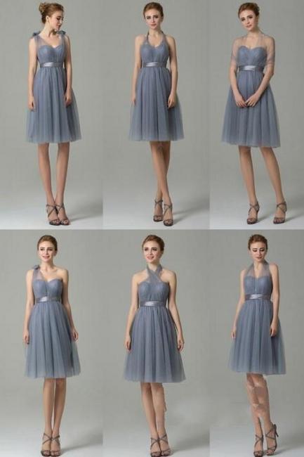 Convertible Bridesmaid Dresses Short   Bridesmaid dresses